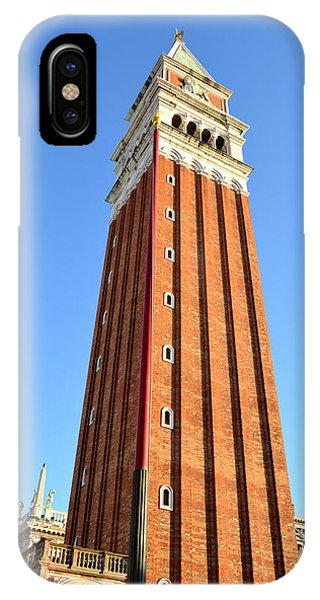 Campanile Di San Marco In Venice IPhone Case