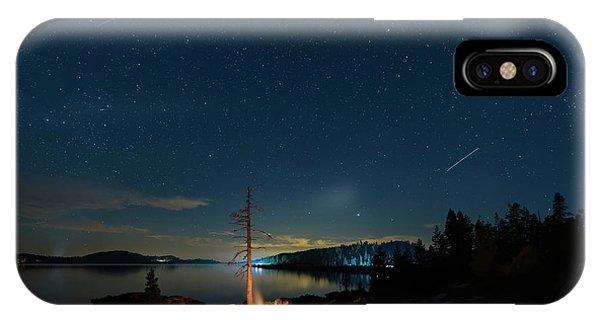 Campfire 1 IPhone Case