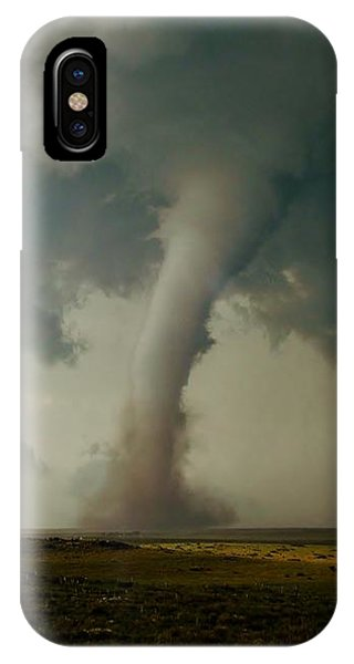 Campo Tornado IPhone Case