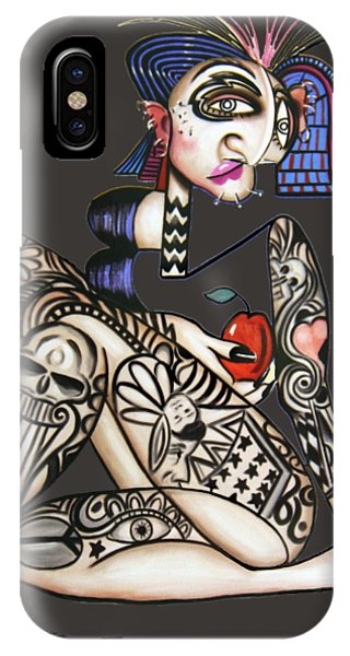 See iPhone Case - Can You See Me Know by Anthony Falbo