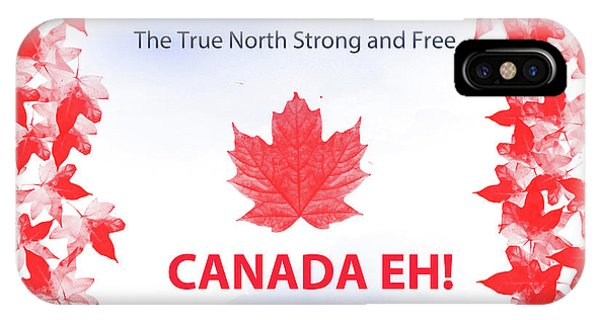 Canada Day 2016 IPhone Case