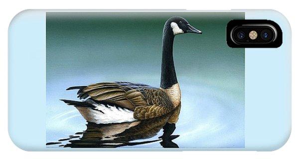 Canada Goose II IPhone Case