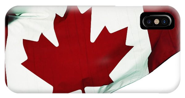 Canada Phone Case by John Rizzuto