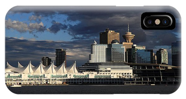 Canada Place Vancouver City Phone Case by Pierre Leclerc Photography