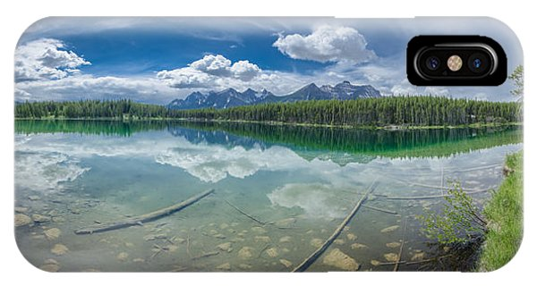 Canadian Beauty 2 IPhone Case