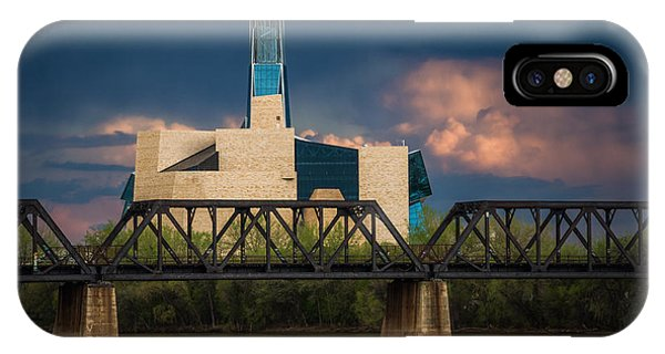 Canadian Museum For Human Rights Phone Case by Bryan Scott
