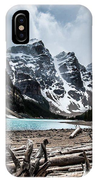 Canadian Rockies IPhone Case
