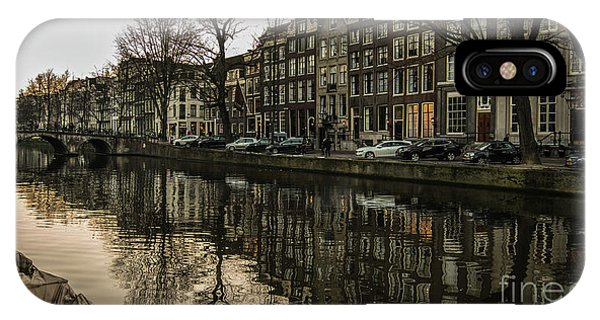 Canal House Reflections IPhone Case