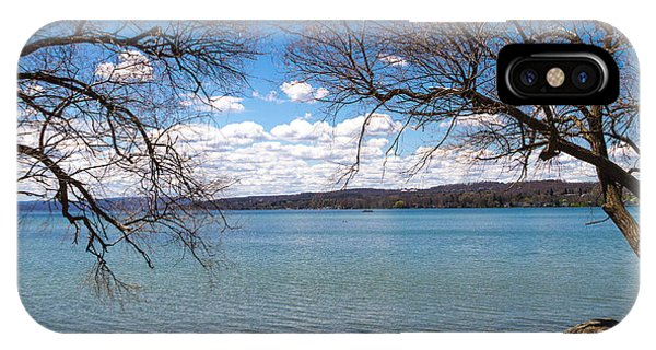 Canandaigua IPhone Case