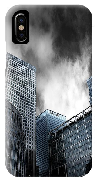 Canary Wharf IPhone Case