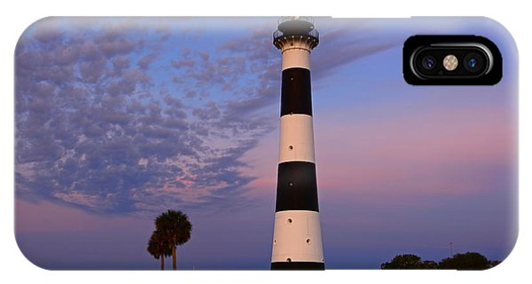 Canaveral Light IPhone Case