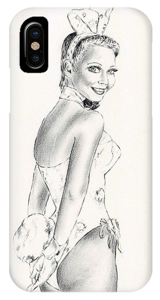Candace Collins IPhone Case