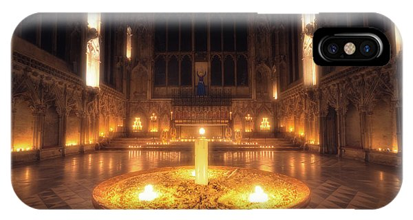 Candlemas - Lady Chapel IPhone Case