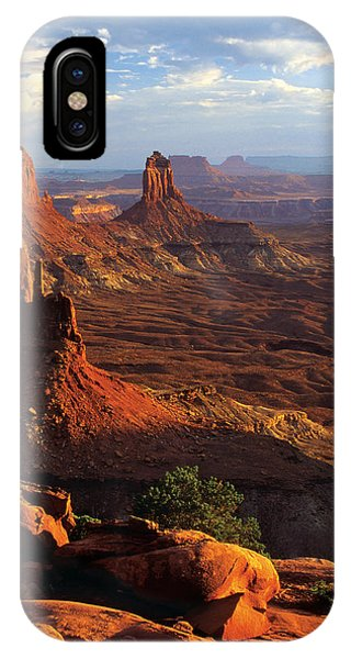 Candlestick Tower Sunset IPhone Case