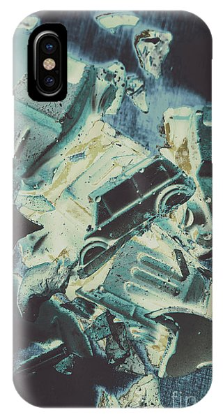 Fractal iPhone Case - Candy Car Crush by Jorgo Photography - Wall Art Gallery