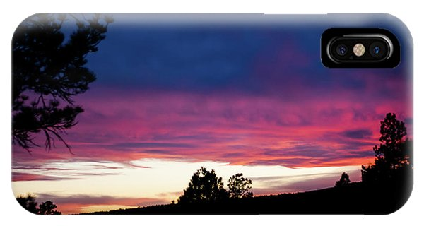 IPhone Case featuring the photograph Candy-coated Clouds by Jason Coward