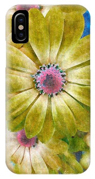 Mustard iPhone Case - Candy Garden by Molly McPherson
