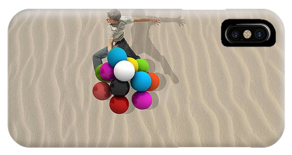 Minimal iPhone Case - Candy Sand by Caterina Theoharidou