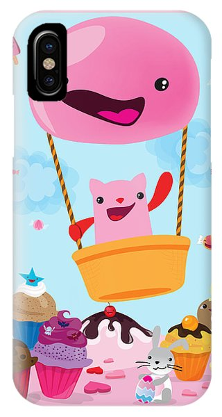 Ice Cream iPhone Case - Candy World by Seedys World