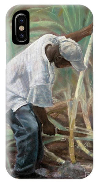 Cane Field IPhone Case