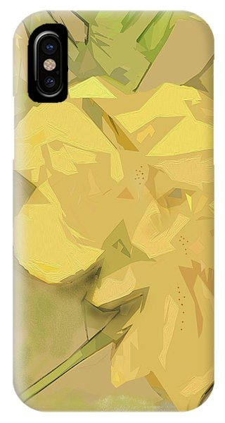 Canna IPhone Case