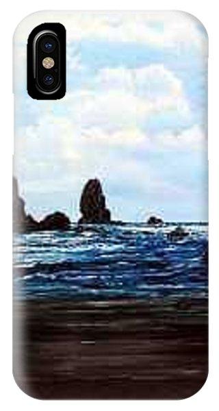 Cannon Beach Phone Case by Darla Boljat