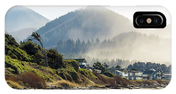 Cannon Beach Oceanfront Vacation Homes IPhone Case