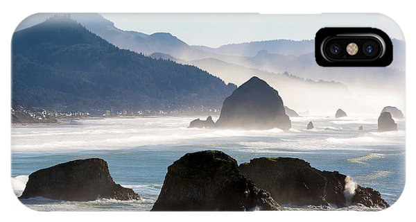 Cannon Beach On The Oregon Coast IPhone Case