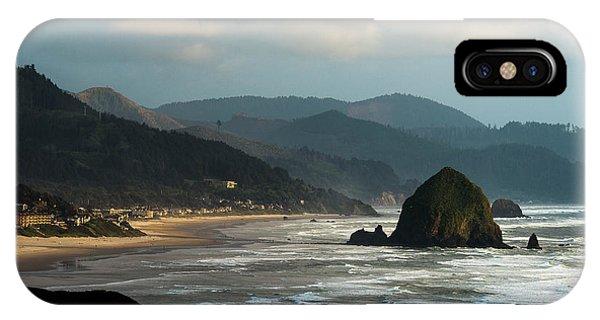 Cannon Beach, Oregon IPhone Case