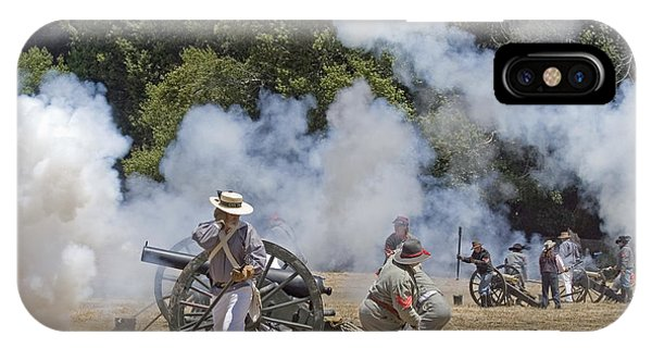 Cannon Fire 1 Photograph By Buffaloworks Photography