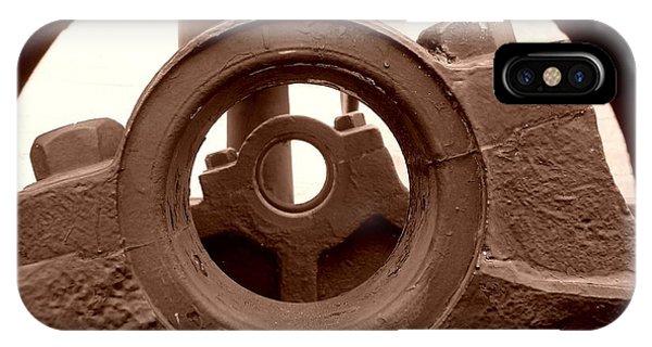 Cannon Parts IPhone Case