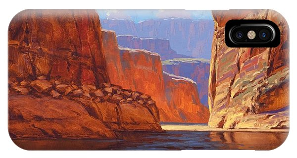 Grand Canyon iPhone Case - Canyon Colors by Cody DeLong