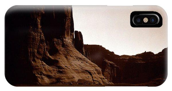 Canyon De Chelly 2c Navajo IPhone Case
