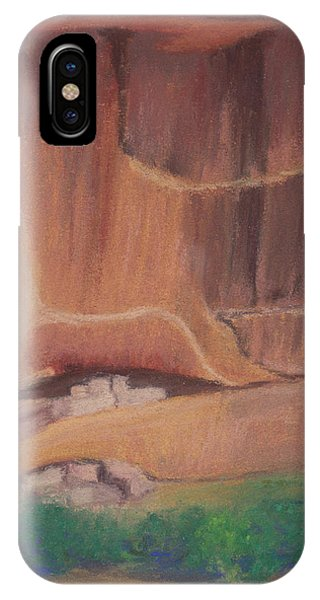 Canyon De Chelly Cliffdwellers #2 IPhone Case