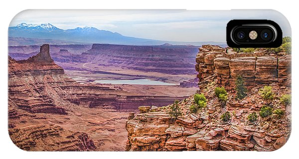 Canyon Landscape IPhone Case