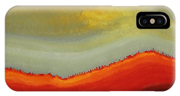Canyon Outlandish Original Painting IPhone Case