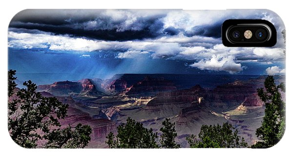 Canyon Rains IPhone Case