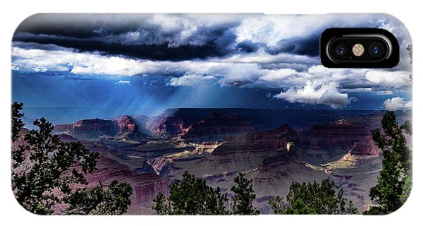 Canyon Rains IPhone Case