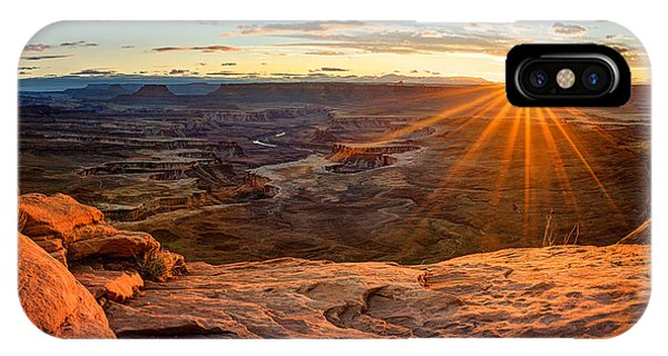 Canyonlands Sunset IPhone Case