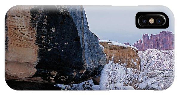 Canyonlands Swirl IPhone Case