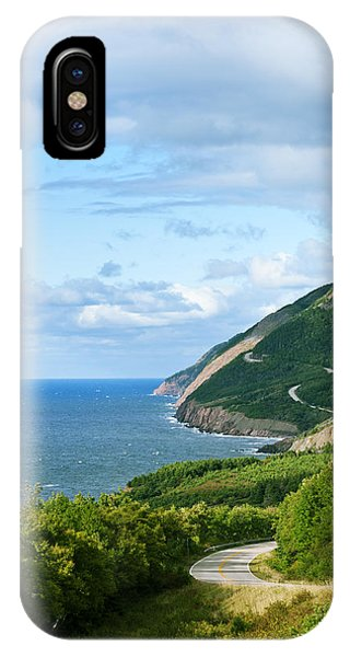 Cape Breton Highlands National Park IPhone Case