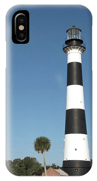 Cape Canaveral Lighthouse  IPhone Case