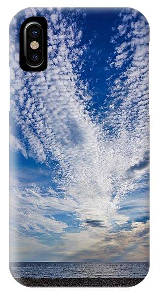 Cape Clouds IPhone Case