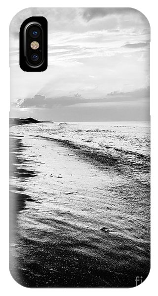 Cape Cod Beach Sunset Phone Case by JMerrickMedia
