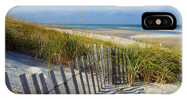 Cape Cod Charm IPhone Case