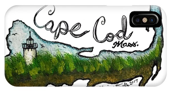 Cape Cod, Mass. IPhone Case
