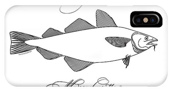 Cape Cod IPhone Case