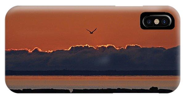 Cape Cod Sunrise #2 IPhone Case