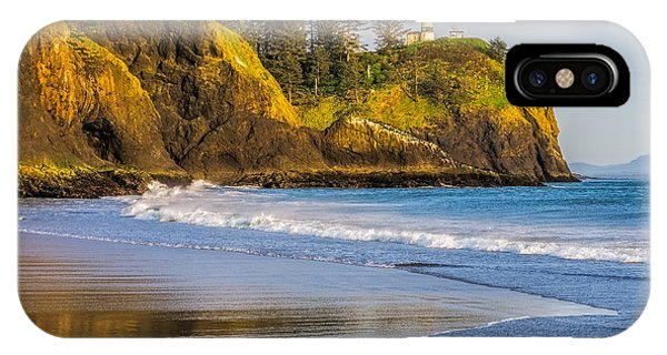 Cape Disappointment Lighthouse IPhone Case
