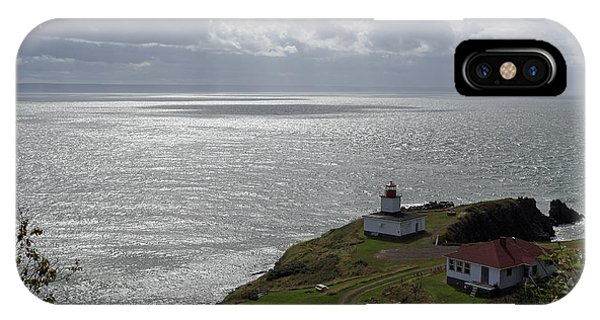 Cape D'or Lighthouse IPhone Case